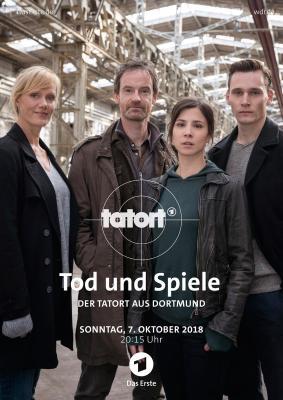 Wolfgang Stauch Autor Premiere Tatort Dortmund Tod Und Spiele